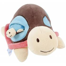 Baby To Love - Peluche Famille Tortue + CD de 10 Comptines Inclus