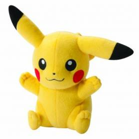 Tomy Pokémon - Peluche Pikachu 20 cm