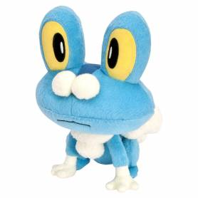 Tomy Pokemon XY - Peluche Grenousse 22 cm