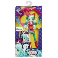 My Little Pony Equestria Girls Rock - Poupée 23 m - Lyra Heartstrings