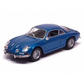 Norev Retro - Mini Voiture de Collection - Alpine A110 Bleu