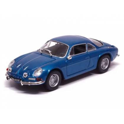 A110 Collection Voiture Norev Bleu Retro Mini Alpine De BsrtQdChx