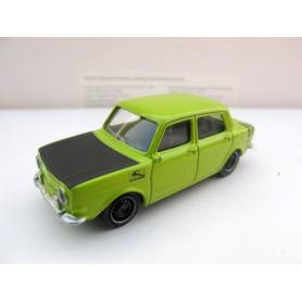Norev Retro - Mini Voiture de Collection - Simca 1000 Rally 2