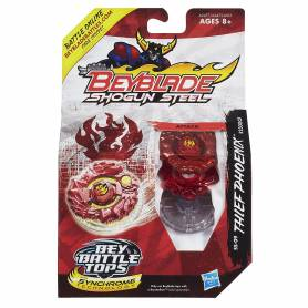 Beyblade Shogun Steel - Toupie de Combat - Thief Phoenix - A2477