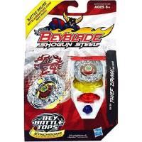 Beyblade Shogun Steel - Toupie de Combat - Thief Zirago - A6797