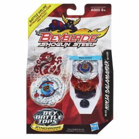 Beyblade Shogun Steel - Toupie de Combat - Ninja Salamander - A2475