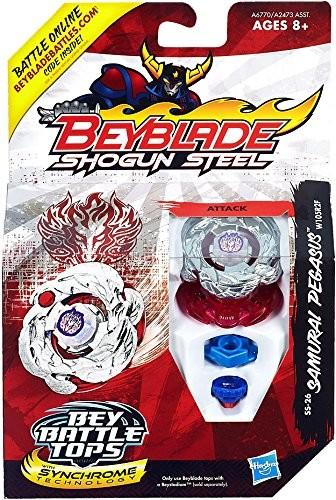 Beyblade shogun steel toupie de combat samurai pegasus - Beyblade shogun steel toupie ...