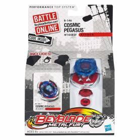 Beyblade Metal Fury - Toupie de Combat - Cosmic Pegasus - B-146