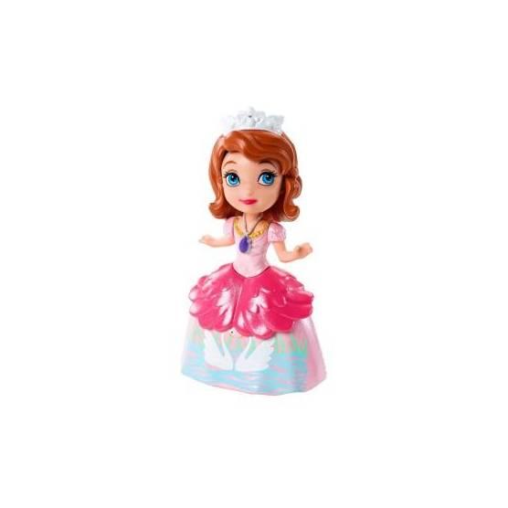 """Disney - Mini Poupée Princesse Sofia """"Heure du Thé"""" - 9 cm"""