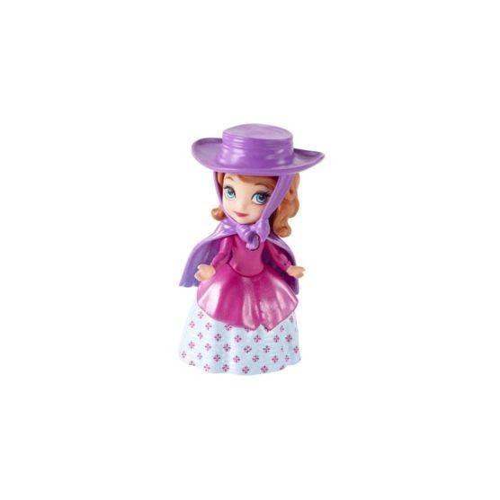 Disney - Mini Poupée Princesse Sofia Aventure - 9 cm