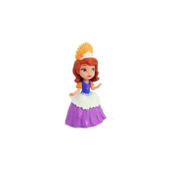 "Disney - Mini Poupée Princesse Sofia ""Fête Costumée""- 9cm"