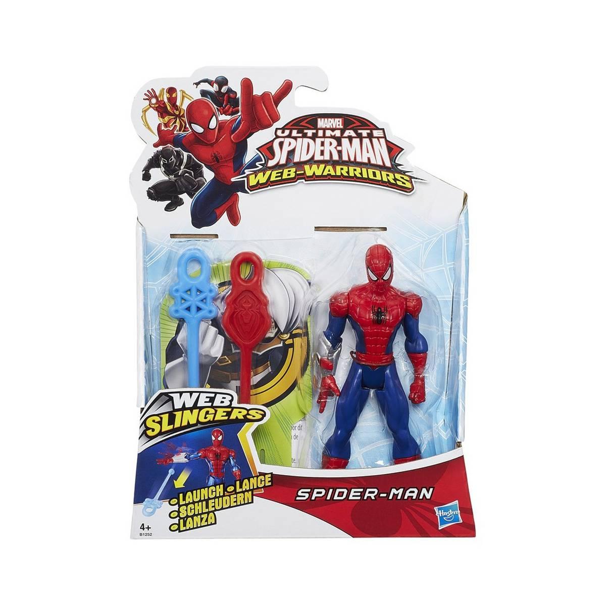 Marvel - Ultimate Spider-Man - Web Slingers - Spider-Man