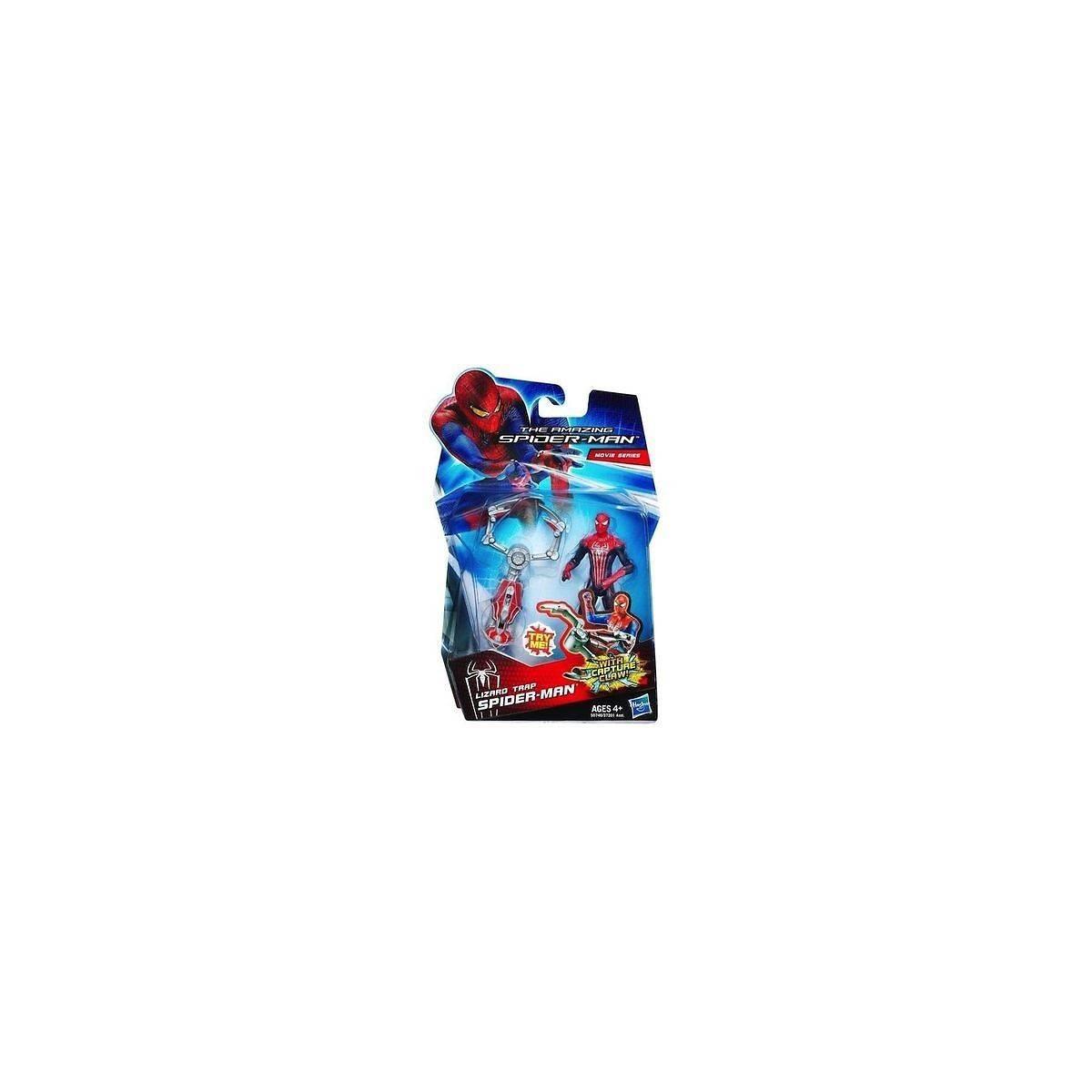 The Amazing Spider-Man - Spider-Man et son Piège à Lézard