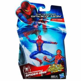 The Amazing Spider-Man - Spider-Man Articulé