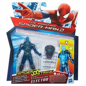 The Amazing Spider-Man - Spider Strike - Electro Puissance Chargée