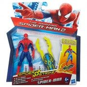 The Amazing Spider-Man - Spider Strike - Spider-Man Planeur d'Attaque