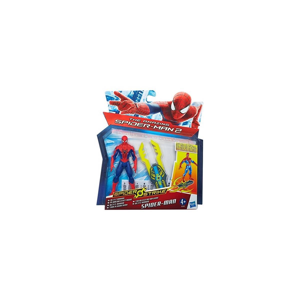 The Amazing Spider-Man - Spider Strike - Spider-Man Planeur d'Attaque