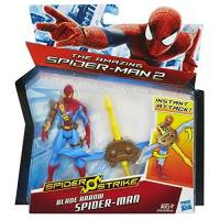 The Amazing Spider-Man - Spider Strike - Spider-Man Flèches Tranchante