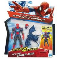 The Amazing Spider-Man - Spider Strike - Spider-Man - Ailes en Toiles