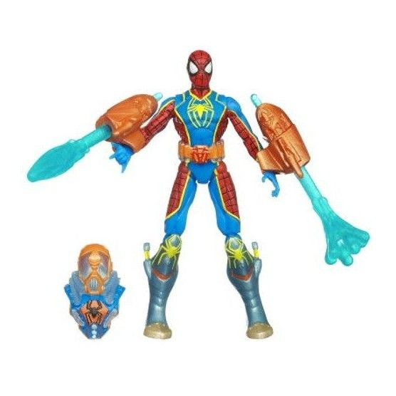 Spider-Man - Figurine - Ocean Battle - 10 cm