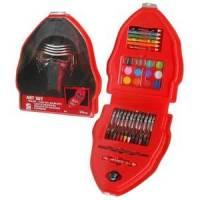 Star Wars - Petite Malette de Coloriage - 33 Pièces