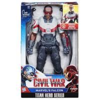 Marvel Avengers - Figurine Falcon Electronique 30 cm