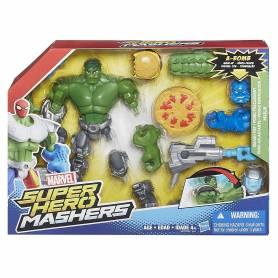 Marvel - Figurine à Assembler - Hulk Poing Fracassant