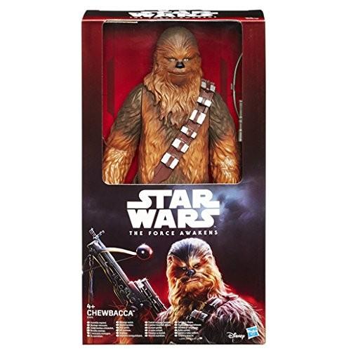 star wars figurine chewbacca 30 cm. Black Bedroom Furniture Sets. Home Design Ideas