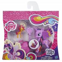 My Little Pony - Cutie Mark Magic - Princess Twilight Sparkle & Sunset Breezie