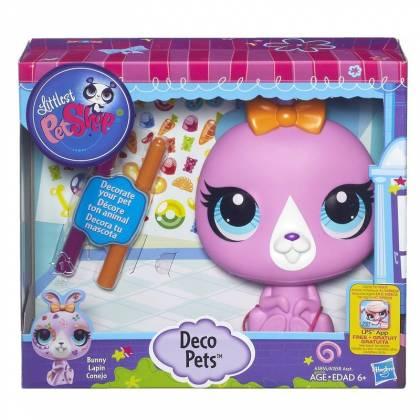 Littlest PetShop - PetShop Déco - Lapin - A3855