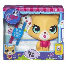 Littlest PetShop - PetShop Déco - Chat - A3854