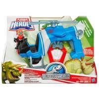 Jurassic World - Véhicule Dino Tracker Copter
