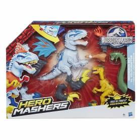Jurassic World - Hero Mashers - Indominus Rex VS Velociraptor