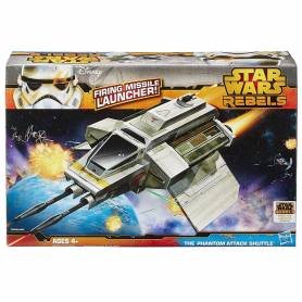 Star Wars Rebels - Canon Lance-Missile - The Phantom