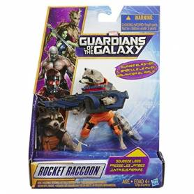 Gardiens de la Galaxie - Figurine 12 cm - Rocket Raccoon