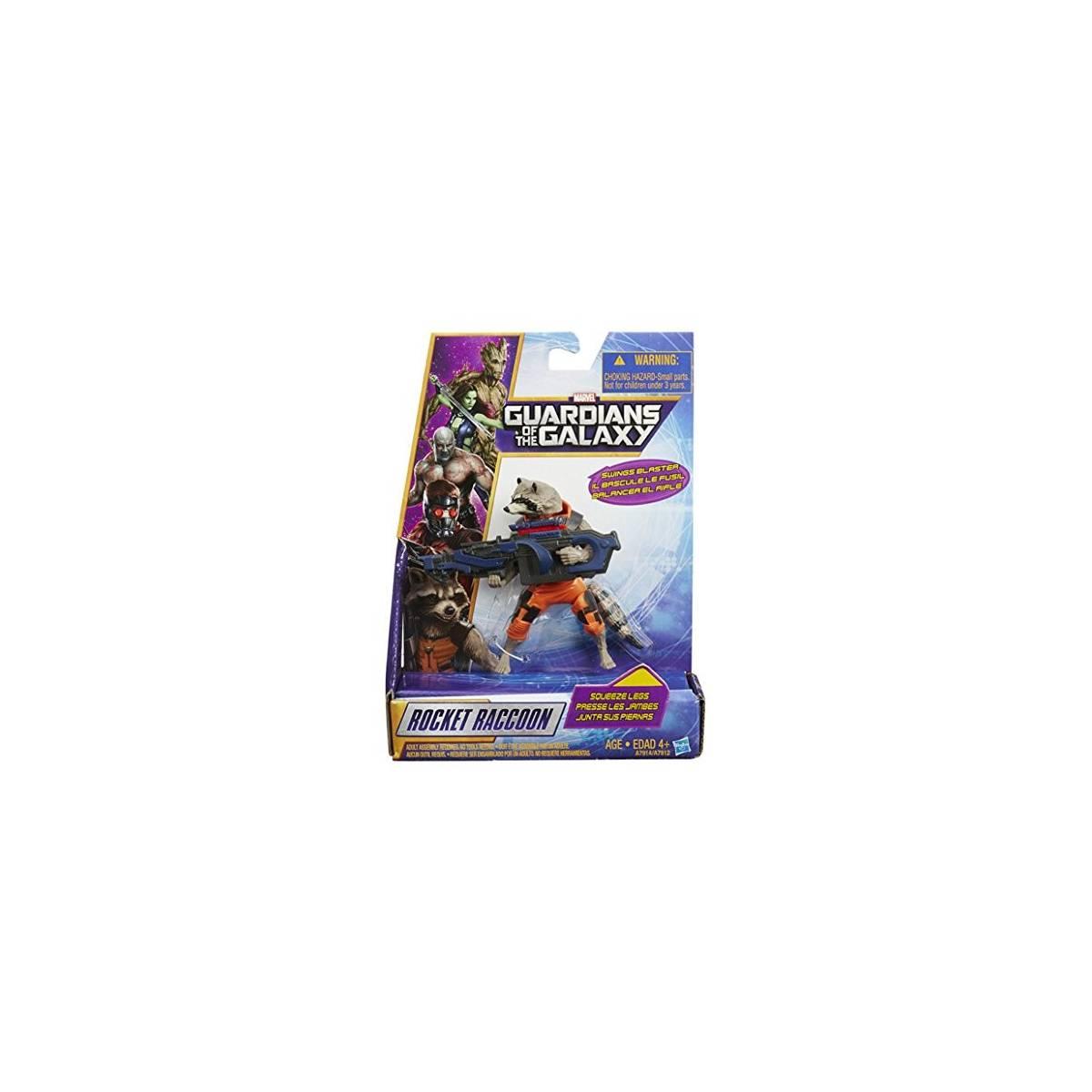 Gardiens de la Galaxie - Figurine 10 cm - Rocket Raccoon