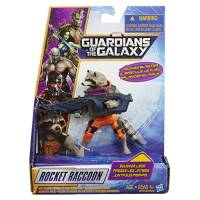 Gardiens de la Galaxie - Figurine 10 cm - Rocket Raccoon