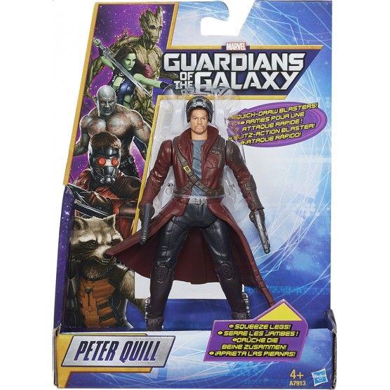 Gardiens de la Galaxie - Figurine 12 cm - Peter Quill