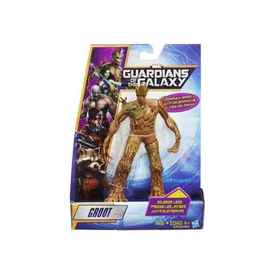 Les Gardiens de la Galaxie - Figurine Groot 14 cm