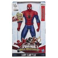 Ultimate Spider-Man - Figurine Héro Titan Electronique - Spider-Man