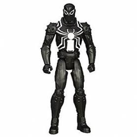 Ultimate Spider-Man - Figurine Héro Titan Electronique - Agent Venom