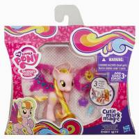 My Little Pony - Lot de 2 Poney - Honey Rays & Applejack