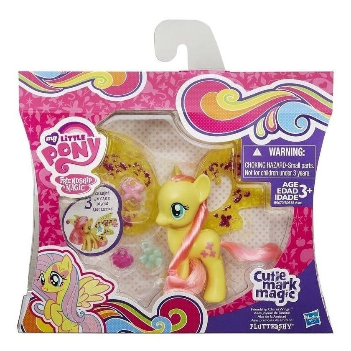 My Little Pony - Figurine Fluttershy