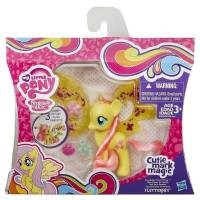 My Little Pony - Lot de 2 Poney - Fluttershy & Rarity