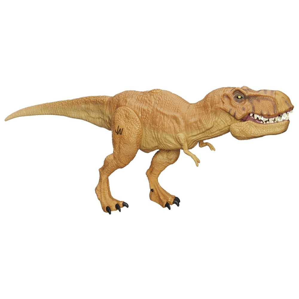 Jurassic world dinosaure tyrannosaurus rex g ant - Dinosaure jurassic world ...