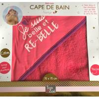 Tom & Zoé - Cape de Bain Prestige - Fille
