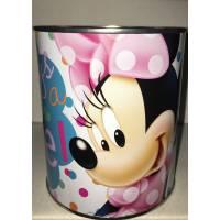 Minnie Mouse - Tirelire en Métal 11 cm