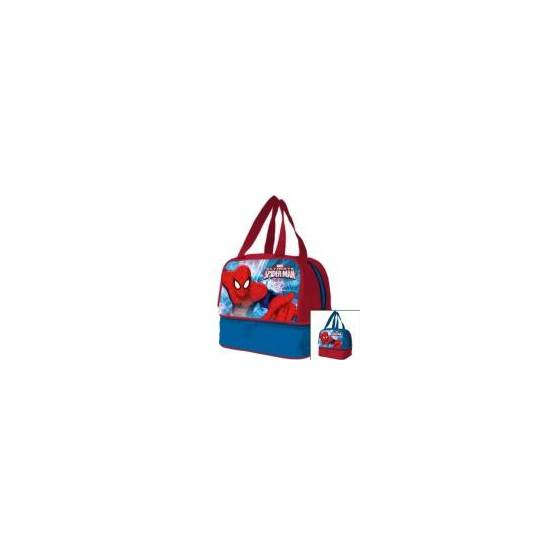 Ultimate Spider-Man - Sac Repas Lunch Bag