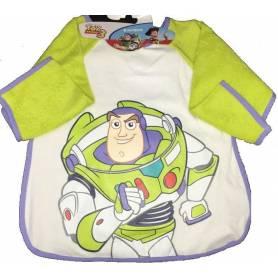 Tablier / Bavoir à Manches Toy Story Buzz l'Eclair doublure EVA