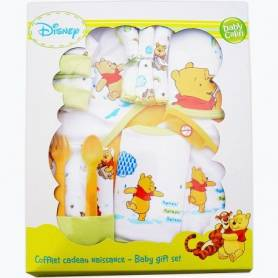 Babycalin - Coffret Cadeau Naissance Winnie l'Ourson